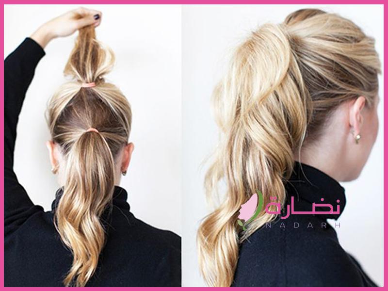 بالصور .. تسريحات شعر بنات يُمكنك تطبيقها في المنزل على صغيراتك